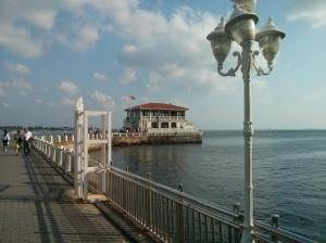 Tarihi Moda Iskelesi -- Historical Moda Pier